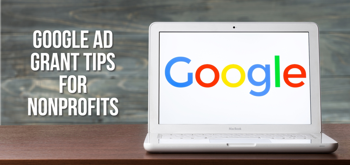 google ad grant tips donor engine
